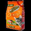 """Сухой корм """"Оскар"""" 400г д-кошек индейка-овощи"""