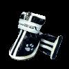 """Triol Ботинки №0 """"Лапка"""" черные перламутр (083YXS)"""