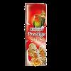 """Палочки """"Версель-Лага"""" Prestige 2шт для средних попугаев мед-орехи"""