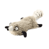 """Triol Игрушка """"Белка"""" д-собак плюшевая с двумя пищалками 25см (D9001)"""