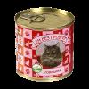"""Влажный корм """"Ем без проблем"""" 250г д-кошек говядина"""