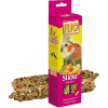 """Палочки """"Рио"""" 2*40г д-волнистых и экзтов с тропическими фруктами"""