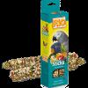 """Палочки """"Рио"""" 2*90г д-крупных попугаев с фруктами и ягодами"""