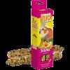 "Палочки ""Рио"" 2*75г д-средних попугаев с тропическими фруктами"