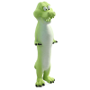 "Triol Игрушка ""Крокодил"" 24см д-собак (LT251)"