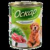 """Консервы """"Оскар"""" 750г д-собак баранина"""
