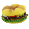 "Triol Игрушка ""Гамбургер"" больш.д-собак (73001)"