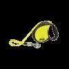 """Ремень""""Флекси"""" Valio LED S M светящееся дополнение для поводка (26010)"""