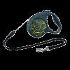Triol Рулетка + Flexi Fun Neon М 5м до 25кг лента (FDL022)