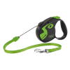 Рулетка Triol + Flexi Colour dog М 5м до 20кг трос (FDL025)