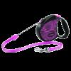 "Triol Рулетка + Flexi ""Colour pink"" S 5м до 12кг трос (FDL026)"