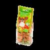 Тит - Бит Печенье мясное 100г косточки с морковью - кабочком д-собак