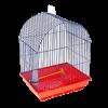 Клетка  для птиц   большая полукруглая   440