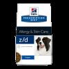 """Сухой корм """"Хиллс"""" 3кг z-d Ultra д-собак лечение пищевой аллергии"""