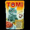 """Консервы """"Томи"""" 100г пауч д-кошек птица-кролик"""