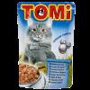 """Консервы """"Томи"""" 100г пауч д-кошек лосось-форель"""