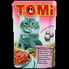 """Консервы """"Томи"""" 100г пауч д-кошек телятина-индейка"""