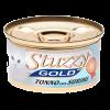 """Консервы """"Stuzzi Gold"""" 85г д-кошек тунец -крабовые палочки в соб.соку"""