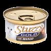 "Консервы ""Stuzzi Gold"" 85г д-кошек мусс говядина"