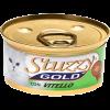 "Консервы ""Stuzzi Gold"" 85г д-кошек мусс телятина"