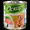 "Консер.корм ""Оскар"" 350г д-собак индейка"