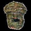Triol Гнездо-домик д-птиц плетеное 15см (PT6044)