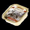 "Консервы  ""Mister Stuzzi Cat"" 100г д-кошек лосось (алюпак)"