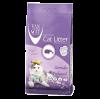 """Наполнитель """"Van Cat"""" комкующийся аромат лаванды (фиолетовый) 10кг"""