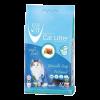"""Наполнитель """"Van Cat"""" комкующийся аромат марсельского мыла  (фиолетовый) 10кг"""