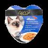 """Влажный корм """"Эдель Кэт"""" 85г д-кошек Сердца с рыбой в деликат.томатном желе"""
