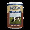 """Консервы """"Хеппи Дог"""" 400г д-собак 100% мясо говядина"""