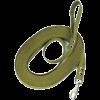 Поводок Томикс брезент цилиндр.карабин 1,7м/20мм (8,718)