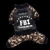 АрниДог Комбинезон ФБР хаки розовый (109972-М)