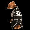 АрниДог Комбинезон Chanel трикотажный черный (SW0012-2-M)
