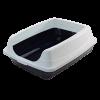 ГАММА Туалет д-кошек прямоугольный с высок.бортом 48*35*23см (Пг-09300)