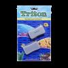 Скребок Тритон магнитный плавающий д-чистки аквариума 6*4,5*2,5 (В110100)
