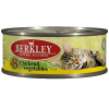 """Влажн. корм """"Беркли"""" 100г д-кошек цыпленок-овощи"""