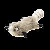 """Triol Игрушка """"Бобер"""" д-собак плюшевая с двумя пищалками 25см (D9004)"""