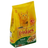 """Сухой корм """"Фрискис Эдалт"""" 10кг д-кошек  мясо, курица и овощи"""
