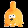 """ЗоЛюкс Игрушка """"Лев с ручкой"""" латекс.оранжев.15см (479320ORA)"""