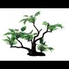"""Аквадекор ArtUniq Композиция """"Буцефаландра широколист"""" иск. растение на бонзае  32*12*32 (ART113030)"""