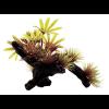 """Аквадекор ArtUniq Композиция """"Бамбуза"""" из искусств. растений на коряге  20*14*10см (ART1130411)"""