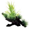 "Аквадекор ArtUniq Композиция ""Бамбук"" из искусств.. растений на коряге 15*12*12см (ART1130407)"