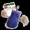 GiGwi Кот с пищалкой, 15см  (280.75034)