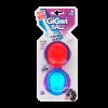 """GiGwi"""" Два мяча с  пищалками  (280.75328)"""