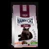 "Сухой корм ""Хеппи Кэт"" Суприм 1,4кг Стерилизат д-кастр. котов кошек с атлантическим лососем"