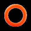 """PitchDog Игрушка д-собак """"Кольцо для аппортировки"""" d-28 оранжевое (29001)"""