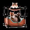 "Kitty City лежак д-кошек ""Барские покои"" 44*45*45см (PL0311)"