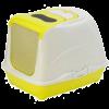"""Moderna Туалет-домик """"Jumbo"""" с угольным фильтром 57*44*41см лимонно-желтый"""