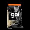 "Сухой корм ""Гоу"" Carnivore GF Б З 3,63кг д-котят кошек ягненок-мясо дикого кабана 42 16"